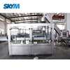 Wine Glass Bottle Rinsing Filling And Capping Machine