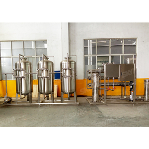 20000LPH Electric Ro Water Treatment Systems