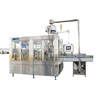 Glass/ Pet Juice/ Tea Beverage Bottle Filling Machine