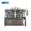 Automatic Plastic Bottle Oil Filling And Sealing Machine