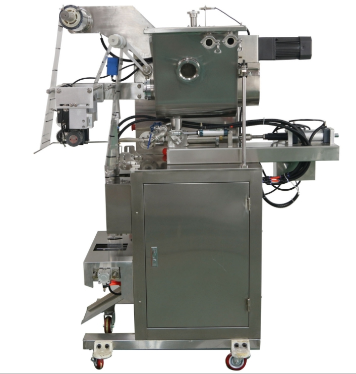 High Accurate Aseptic Milk Bagging Filling Machine