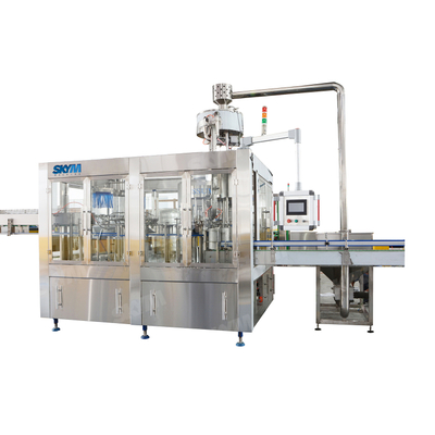 12000bph Pure Mineral Water Industrial Filling Line