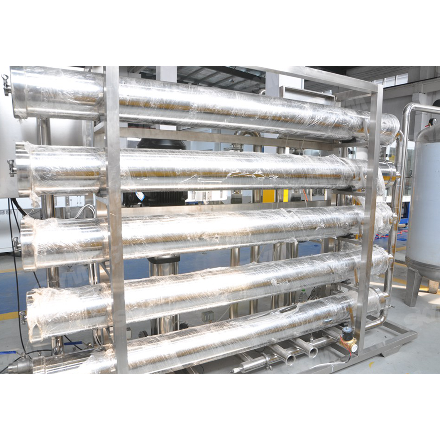 RO Equipment Carbonated Water Treatment Plant