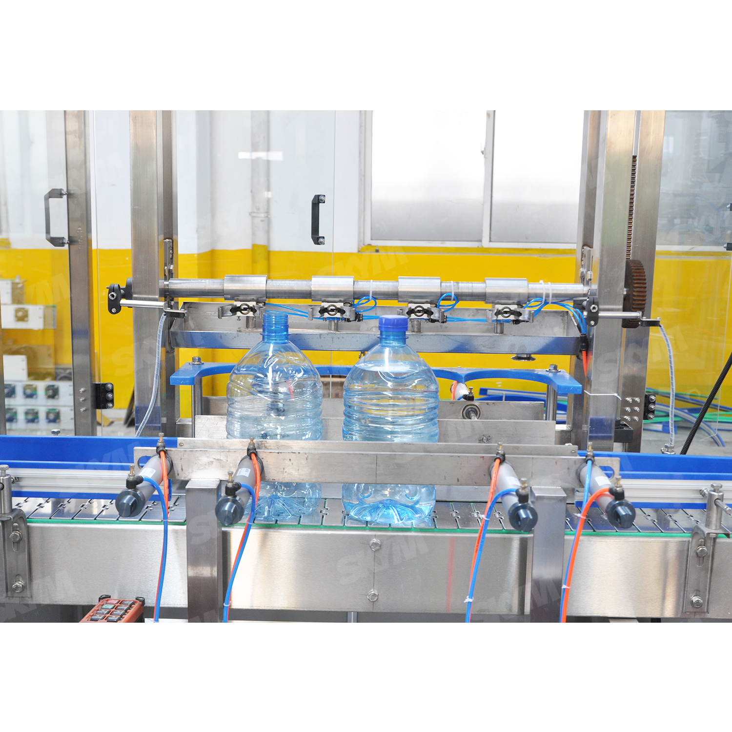 4000BPH 5L Pure Water Linear Type Filling Machine