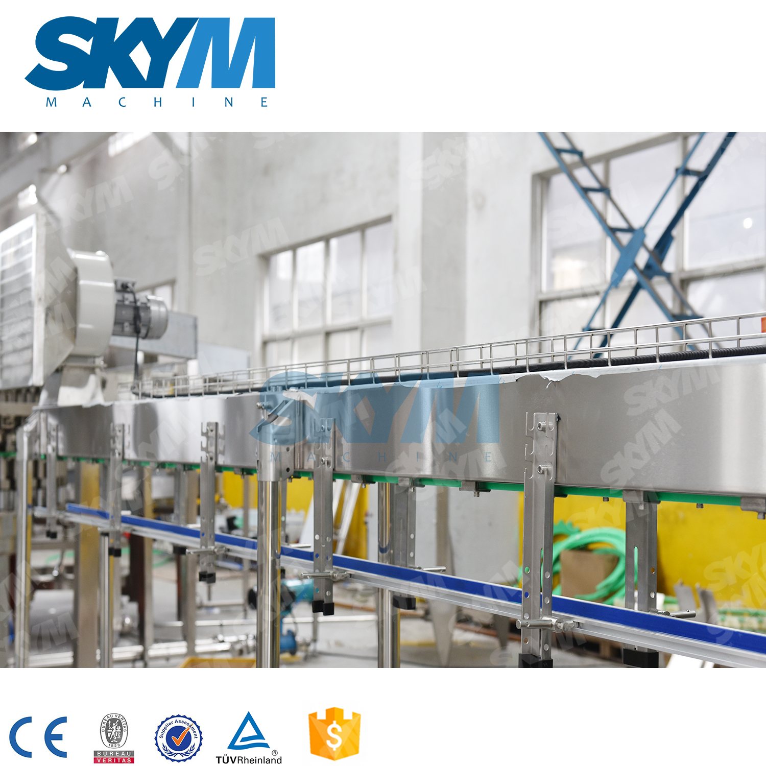 Factory Price Carbonated Soda Beverage Soft Drink Production Line