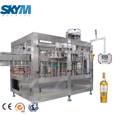 100ml-1000ml Wine Glass Bottle Filling Machine