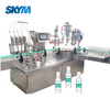 Shower Gel Shampoo Bottle Filling And Capping Machine