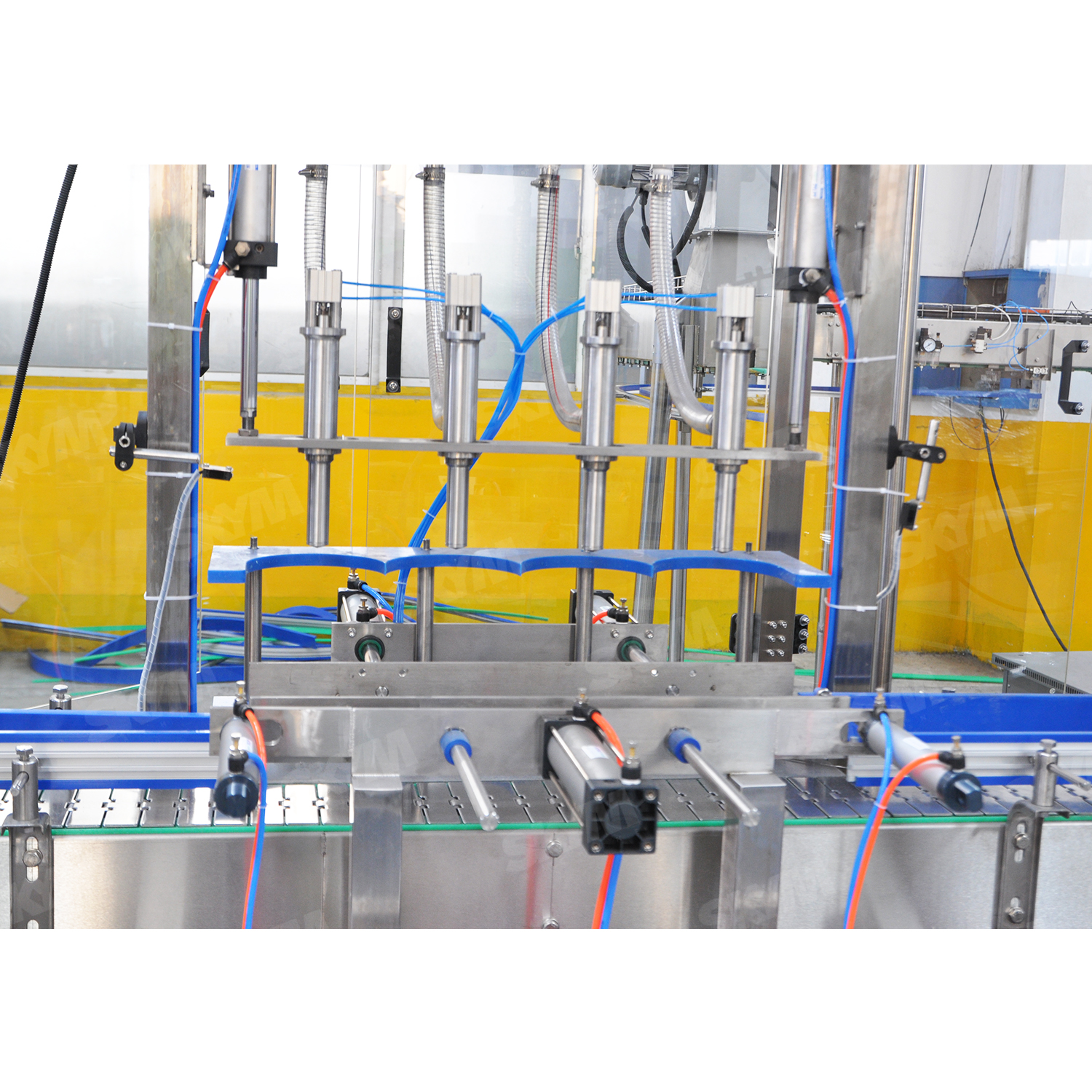 5L Linear Type Bottle Water Filling Machine