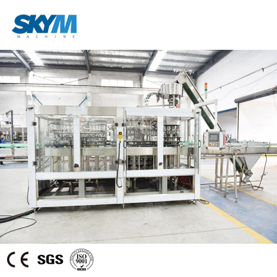 Automatic 1000ml Glass Bottle Beer Bottling Machine