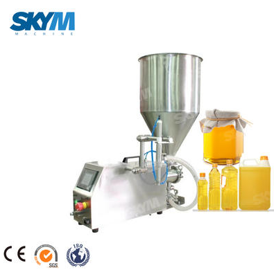 How to disinfect Oil Filling Machine?