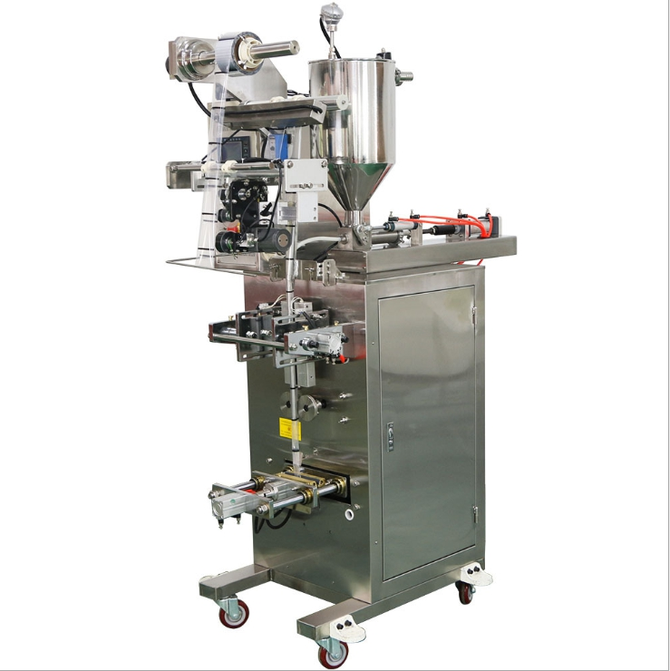 High Speed Shower Gel Pouch Filling Machine